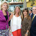 Tocqueville Society Members Lynne Wines, Julie Southern and Susie and Alan Levan