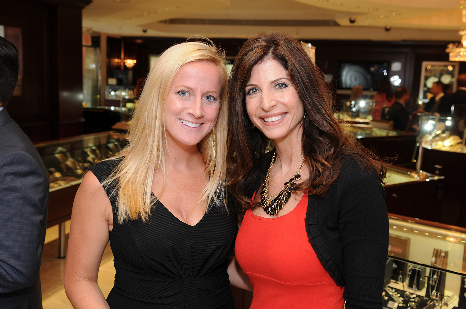 Society Scene photos - Lauren Rashid from MSH Group and Kim Cagiano from SunTrust