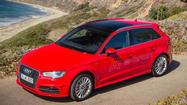 2015 Audi A3 e-tron plug-in hybrid