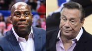 Agent: Magic Johnson the 'opposite' of what Donald Sterling said