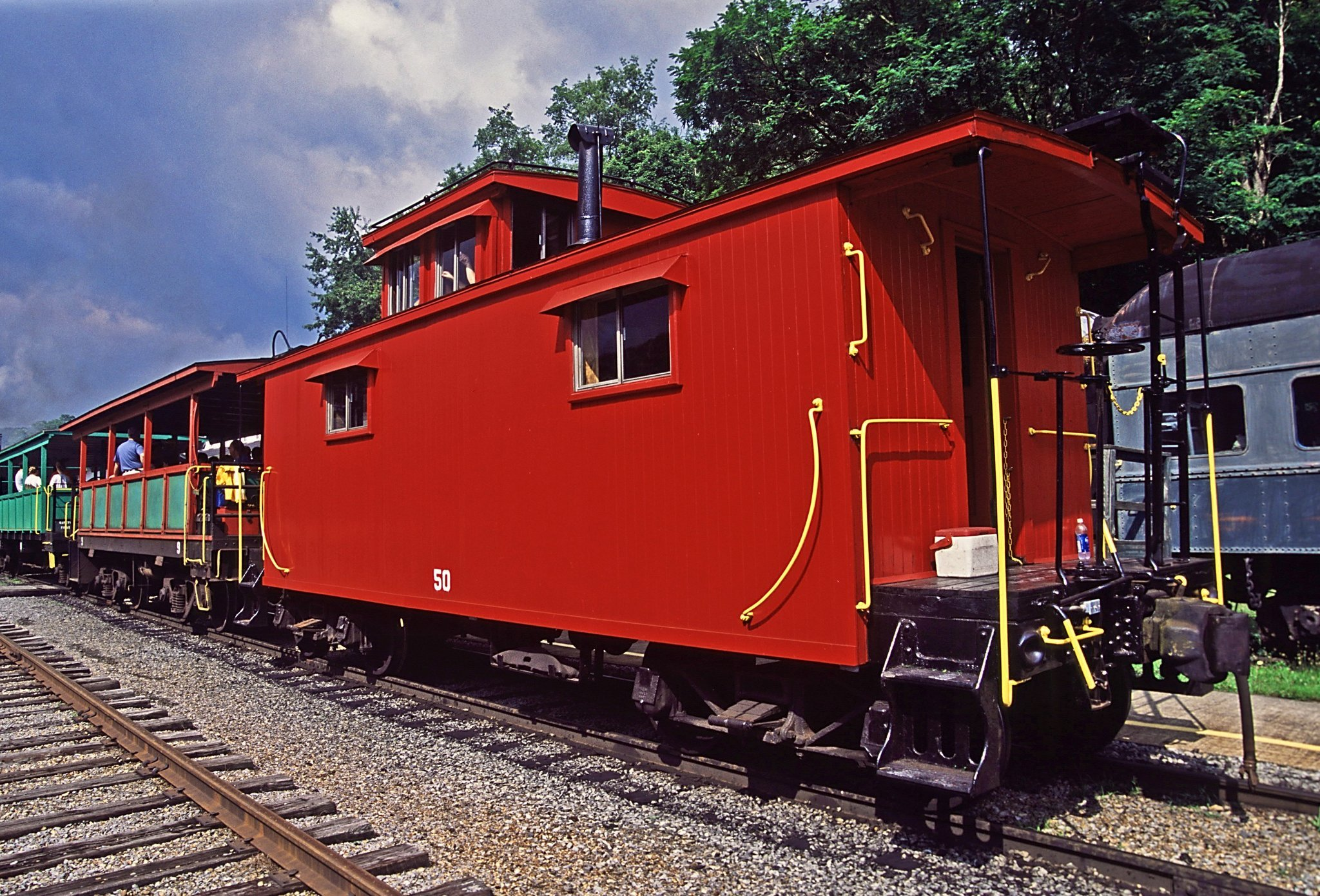 Unusual hotels near Baltimore [Pictures] - Cass Scenic Railroad State Park