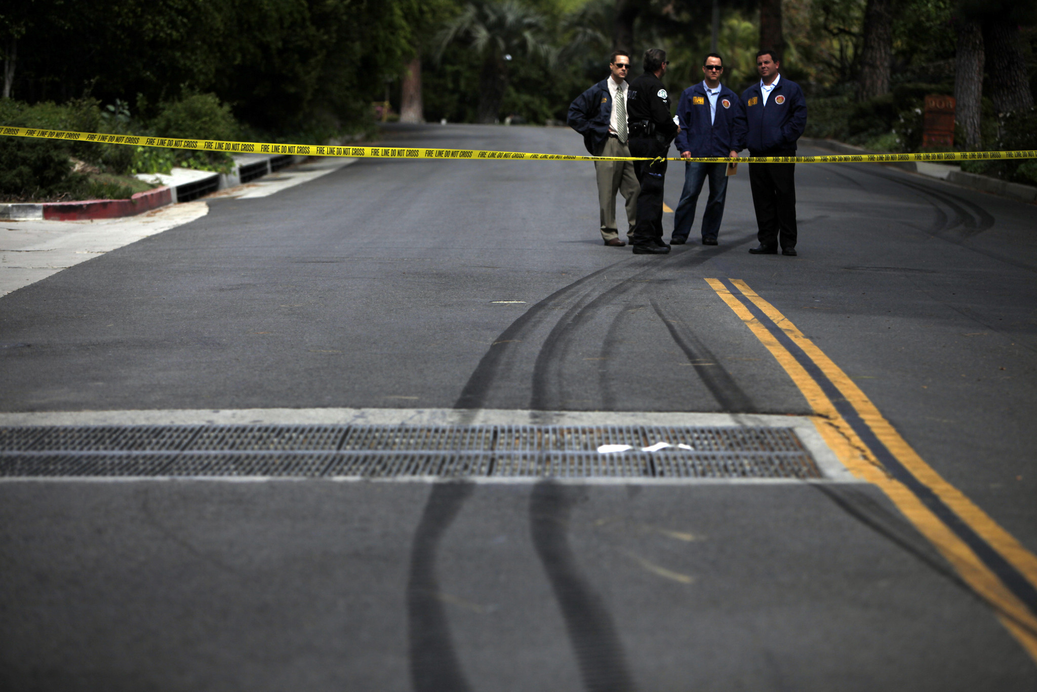 Beverly Hills reviews traffic safety laws after LAPD cops killed