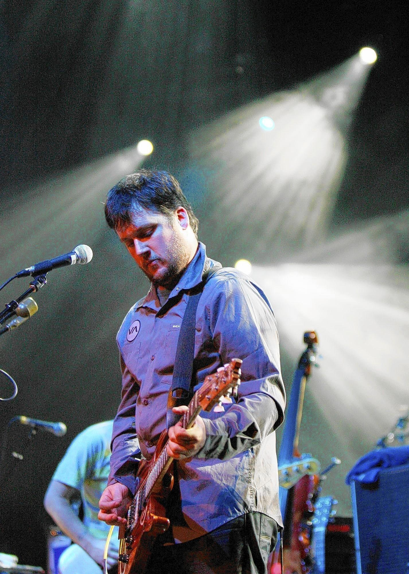 Modest Mouse, pictured here at Hard Rock Live in 2009, has a long relationship with the Orlando concert scene.