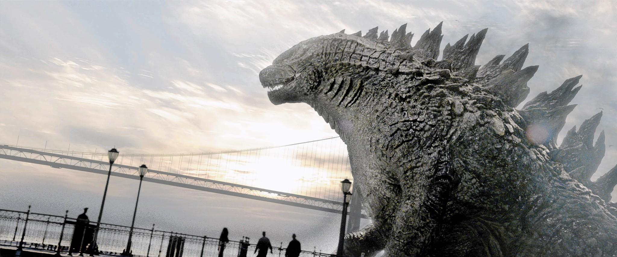 The new Godzilla