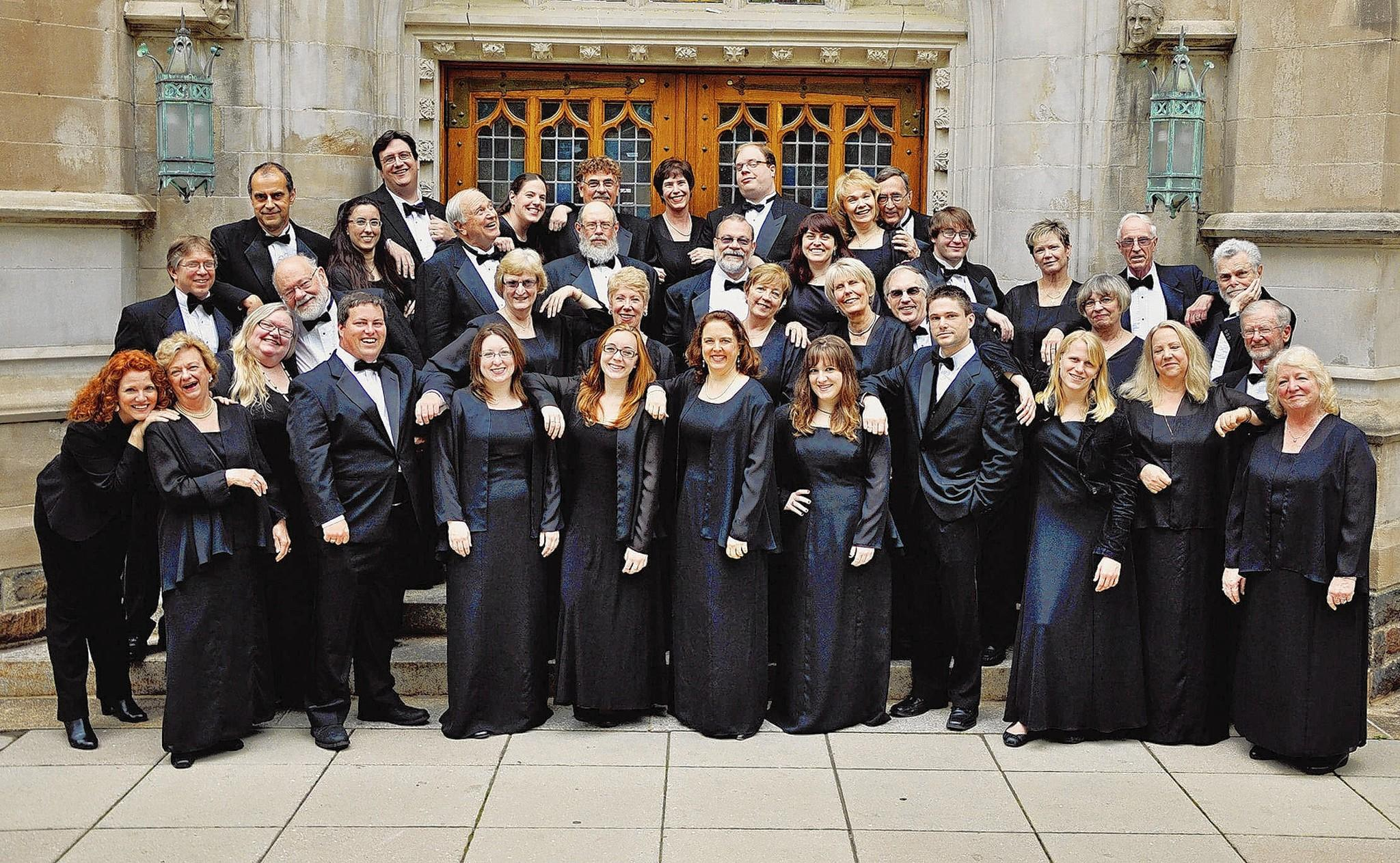 Concord Chamber singers will perform 'Felix and Fanny: An Evening with the Mendelssohns' Saturday at Unitarian Universalist Church in Bethlehem.