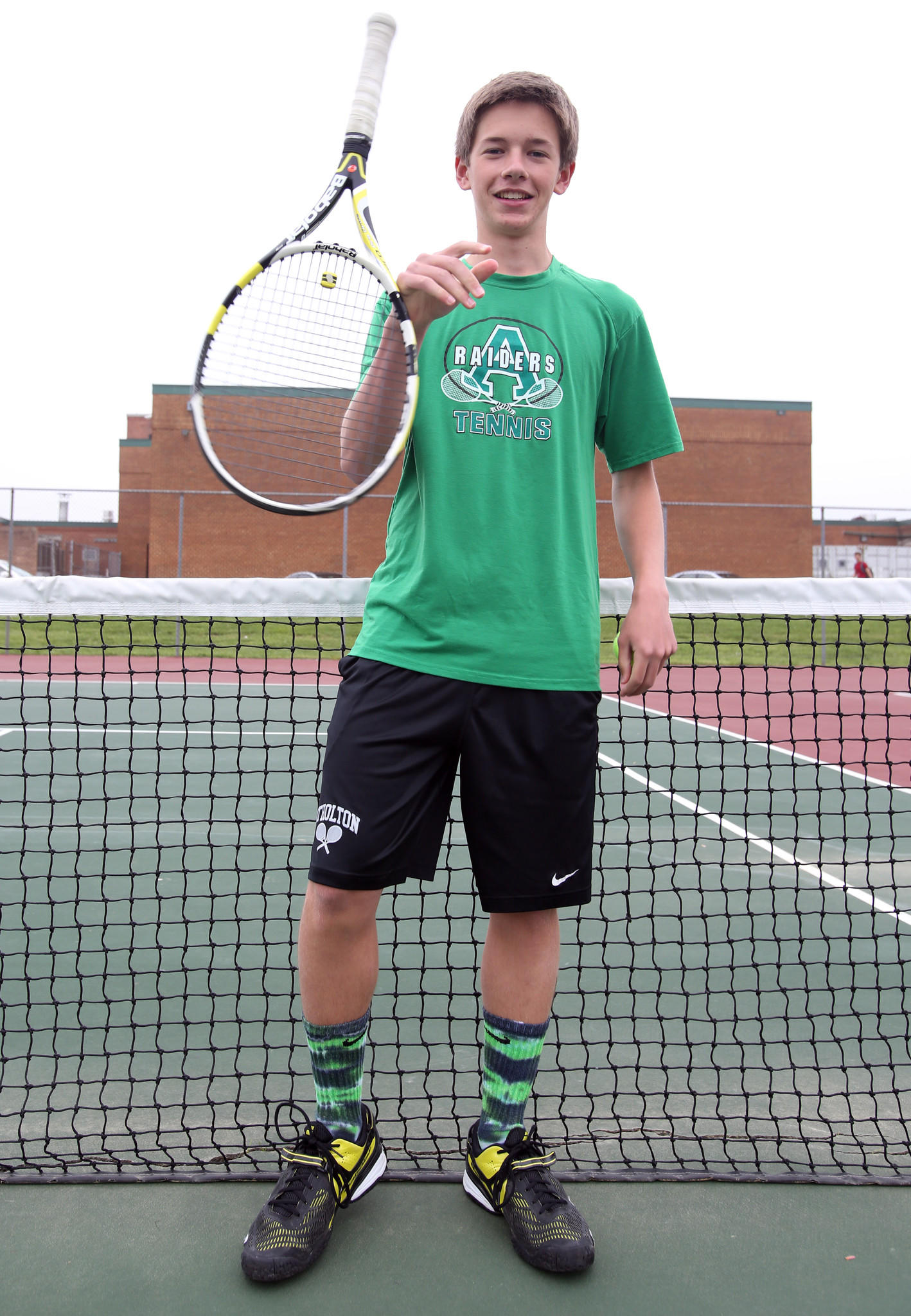 Atholton tennis player Matt Sklar.