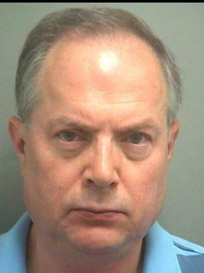 Fred Wade, 64, of Wellington, was convicted of having illegal online chats with undercover detectives posing as a 13-year-old girl over a period of four months in 2011. The retired plumbing parts businessman's trial on nine felony charges ended Thursday in Palm Beach County Circuit Court with convictions on eight counts.