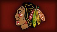 Blackhawks vs. Kings series schedule
