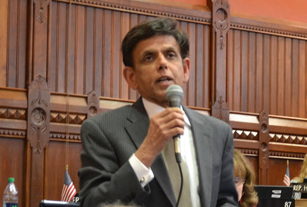 State Rep. Prasad Srinivasan to host May office hours.