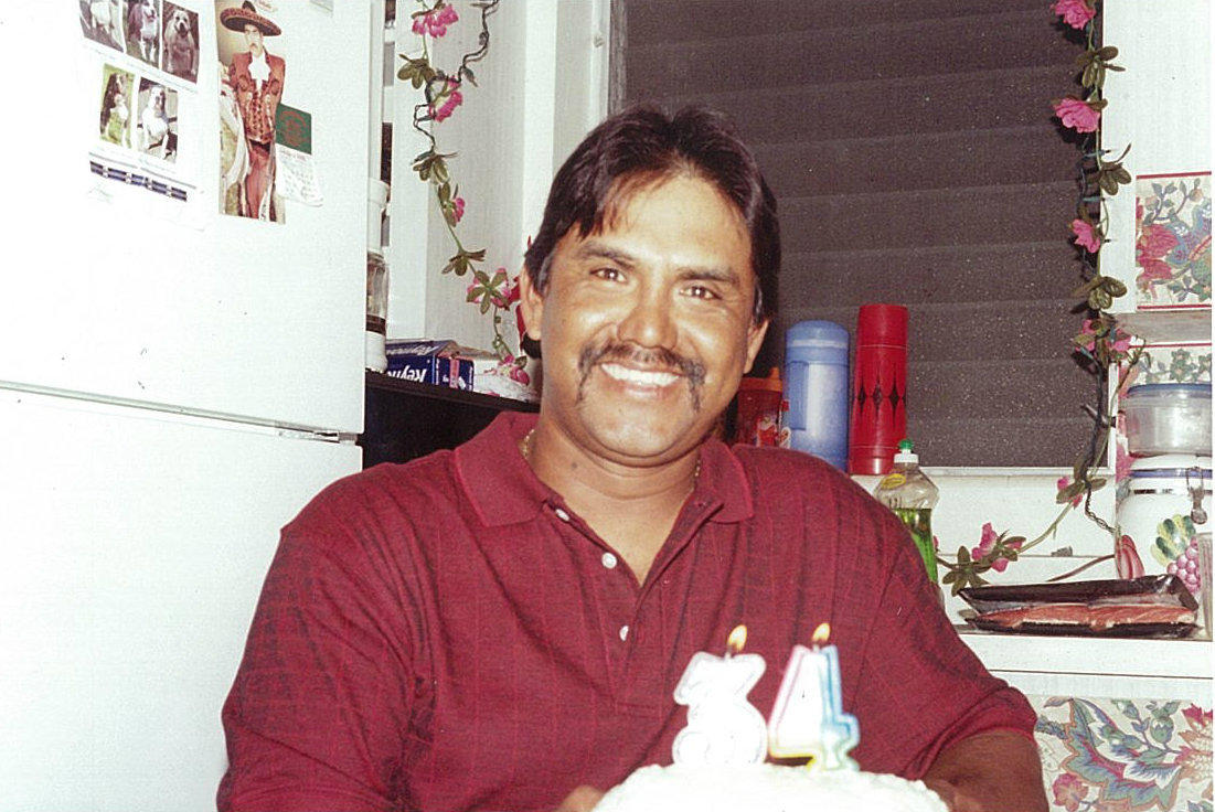 Miguel A. Gonzalez-Huicochea was killed Nov. 13, 2009, during the attempted robbery of Los Cunaos Grocery in Lake Worth.