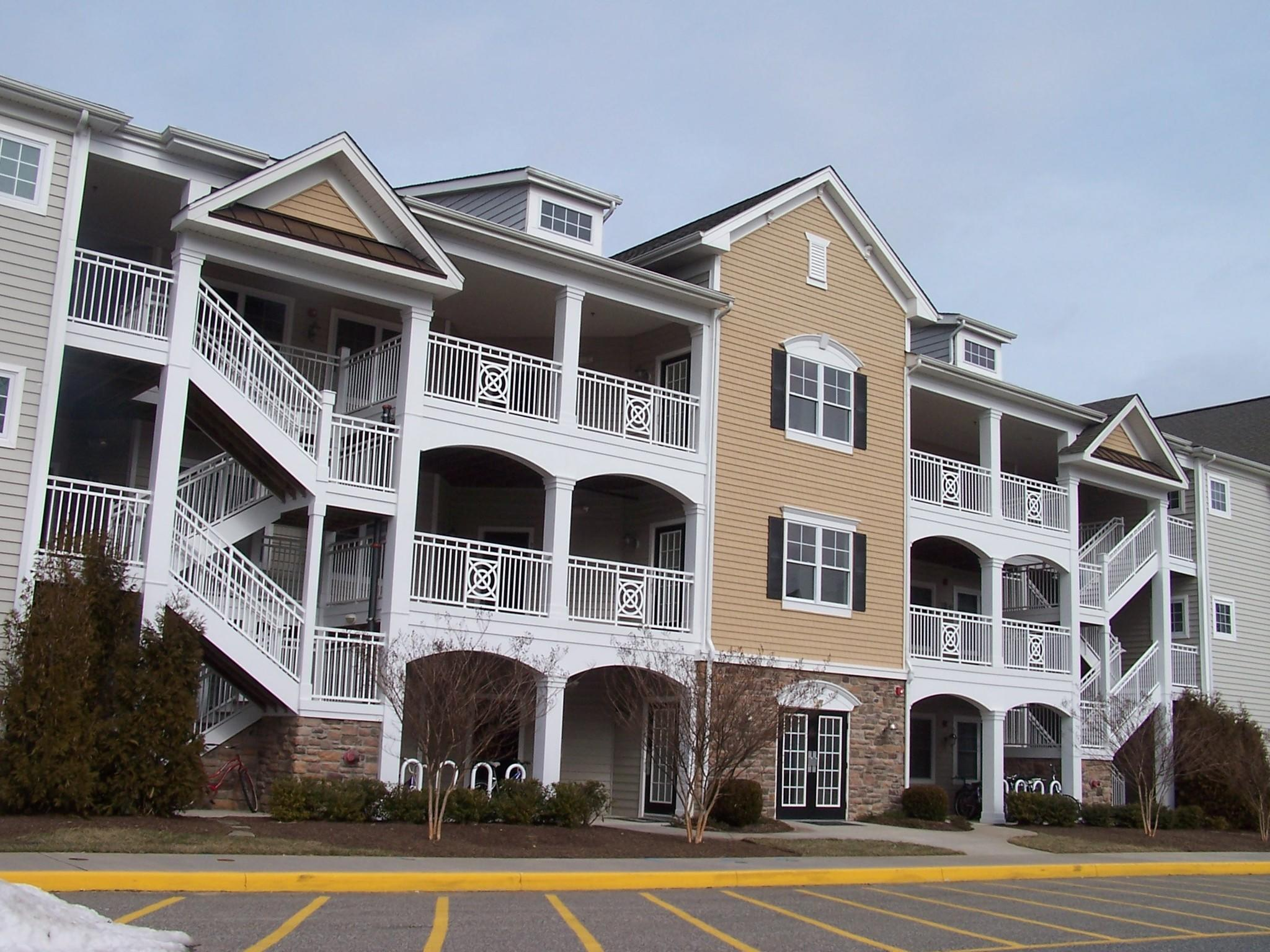 This Rehoboth Beach Condo Complex Is Less Than 2 Miles From The With All Of