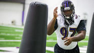 Ravens rookie Timmy Jernigan ready to leave behind the negative