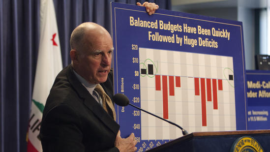 Gov. Jerry Brown's budget proposal