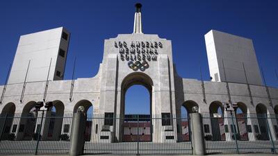L.A. Coliseum scandal
