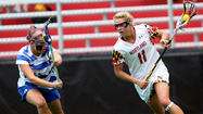 No. 1 Terps roll past Duke, 15-8, to advance to women's lacrosse final four