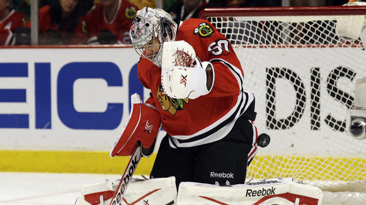 Blackhawks' Biggest Threat In Conference Finals Is Themselves