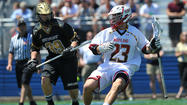 Maryland men's lacrosse advances to final four with 16-8 rout of Bryant