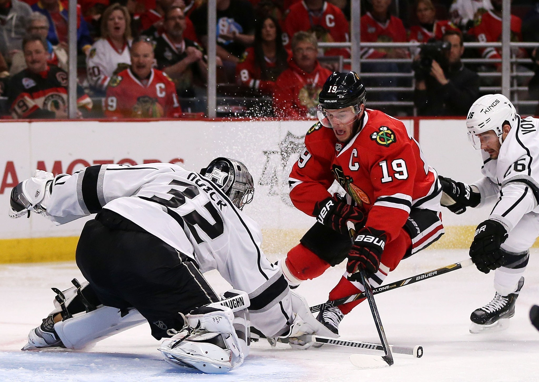 Blackhawks-Kings Could Turn On Battle Of Top Lines