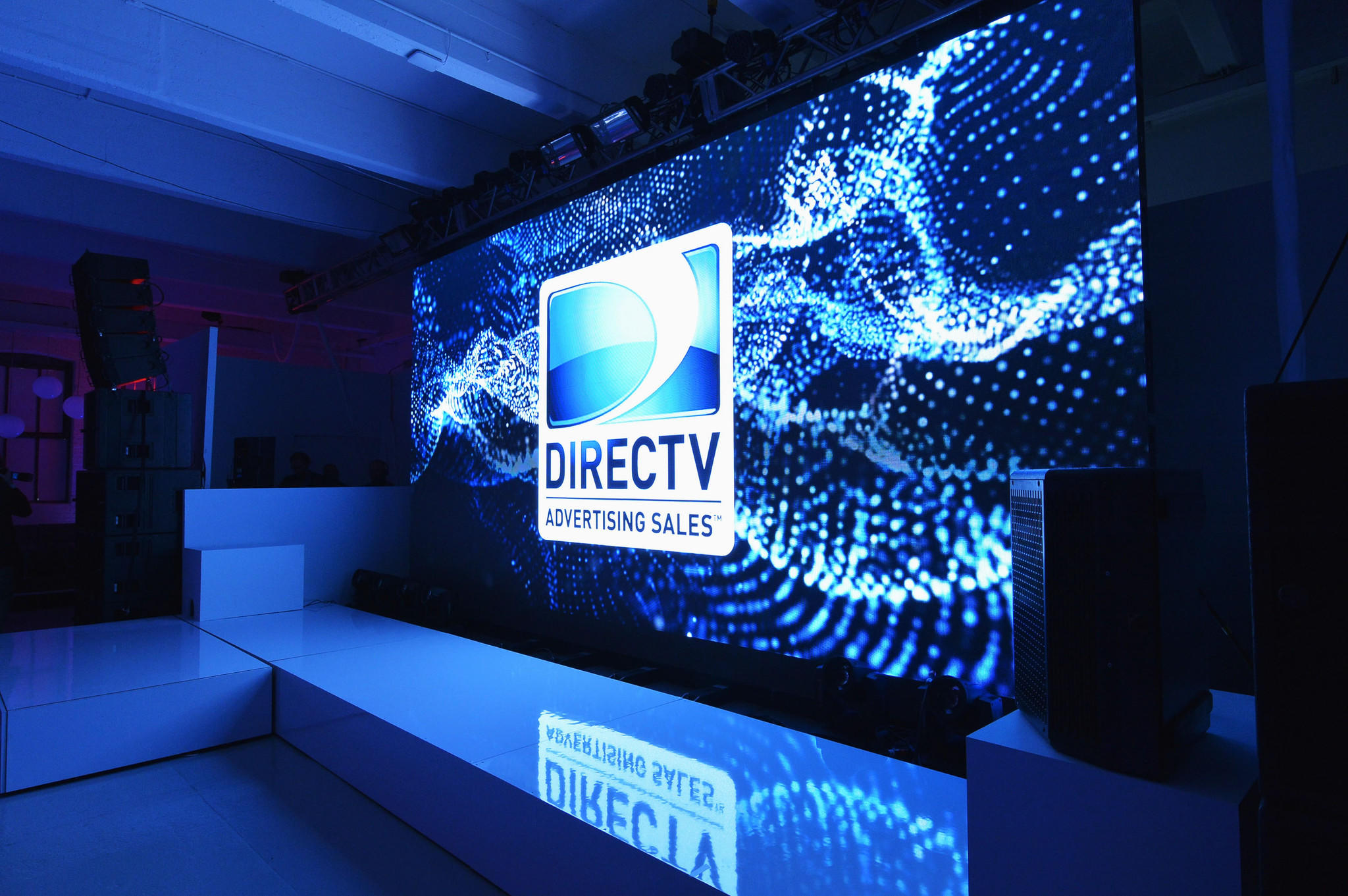 A general view of atmosphere at DIRECTV's 2013 National Ad Sales Upfront.