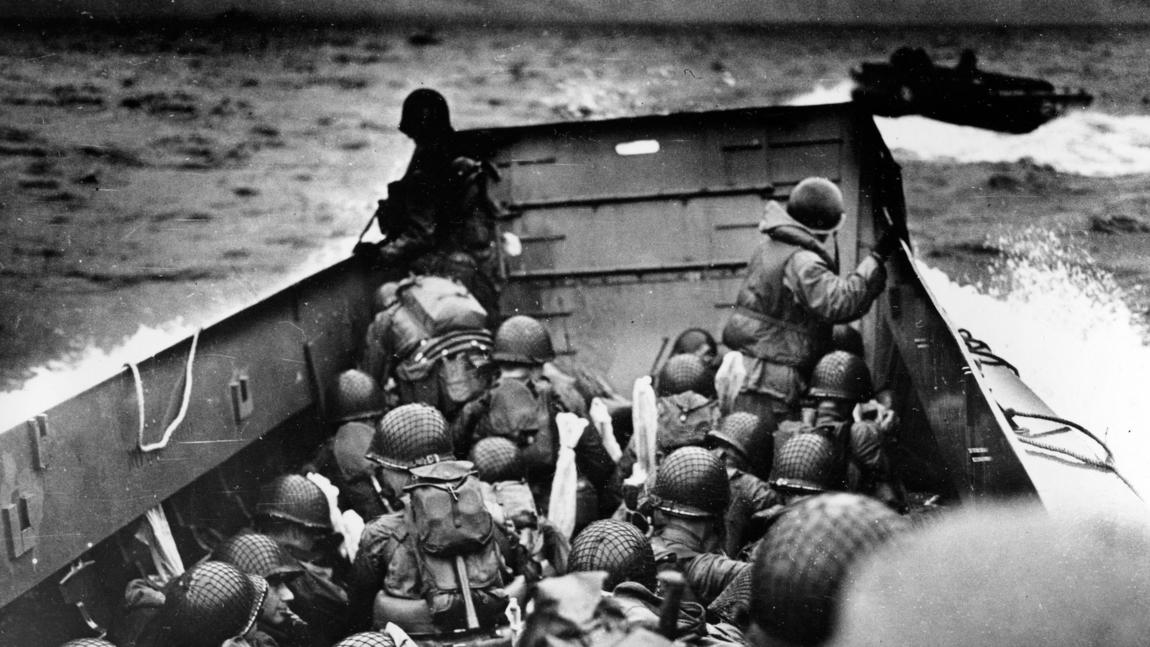 D-day, the invasion of France - Los Angeles Times