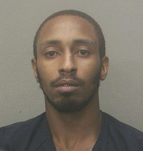 Chancy Mallory, 28, is being held without bond on attempted murder charges for shooting at two men in Pembroke Pines.