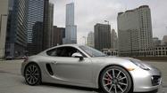 2014 Porsche Cayman S earns its pedigree