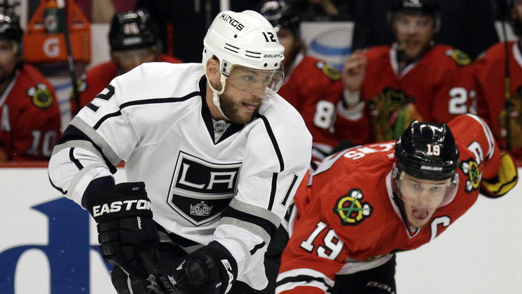 Gaborik, Hossa Put Friendship Aside