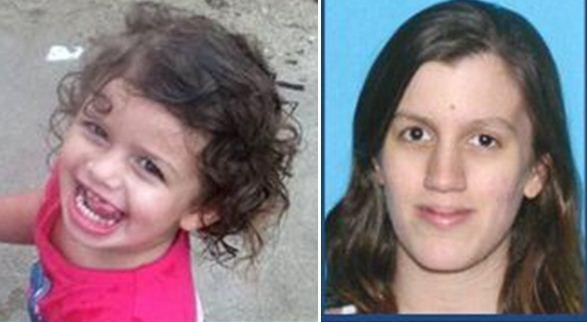 An arrest warrant has been issued by Sunrise police for Megan Elizabeth Everett, 22, for kidnapping her 2-year-old daughter, Lilly.