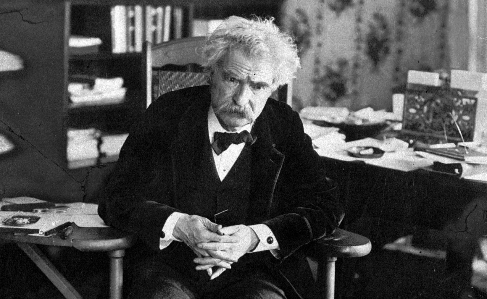 racism in mark twains writing Lindsay parnell looks at the works of mark twain, who is considered the father of american literature and an inimitable icon of american culture.