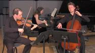 Remarks by Katherine Harris Rick from the Peabody memorial for cellist Dmitry Volkov