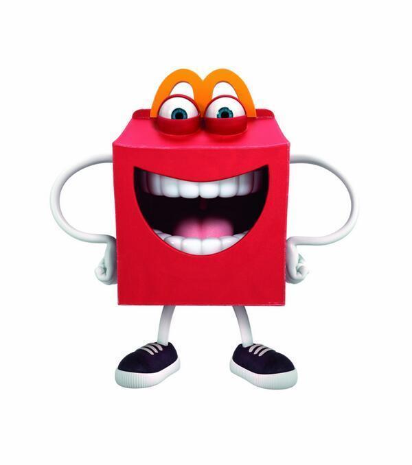 McDonald's new mascot 'Happy' has garnered the nickname 'McScary' on social media.