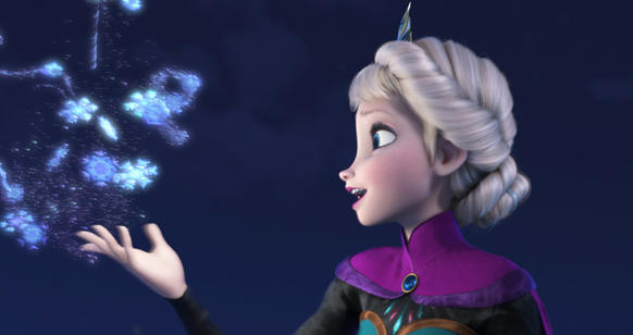 """Frozen"" crossed the $1-billion benchmark in its 14th weekend in wide release, according to Disney.<br><br> 