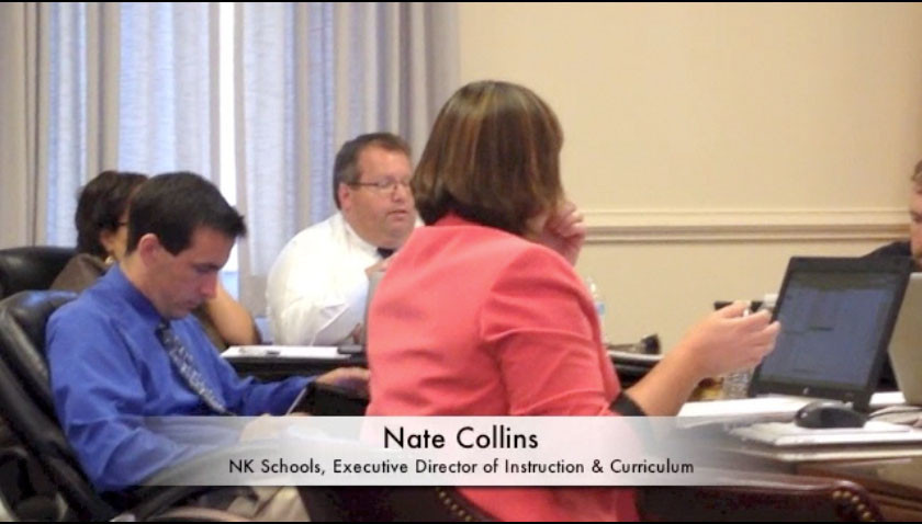 Video New Kent Schools Executive Director Of Instruction Discusses