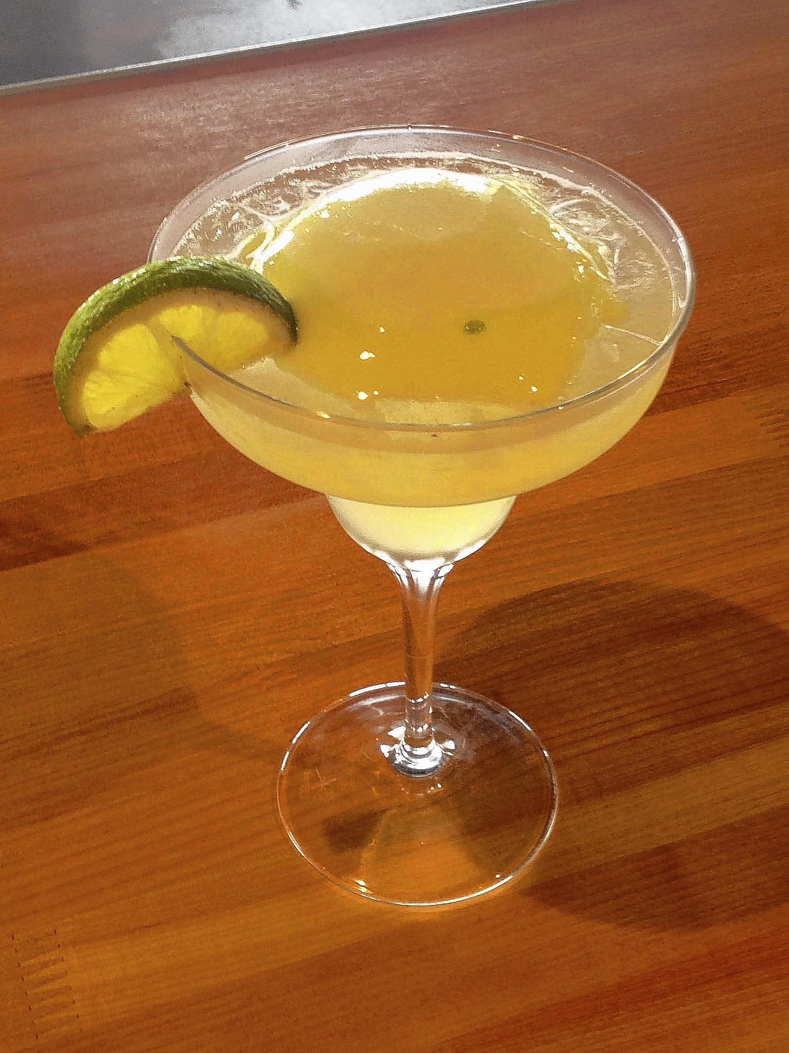 Great Baltimore Cocktails: The Margarita en Fuego ...