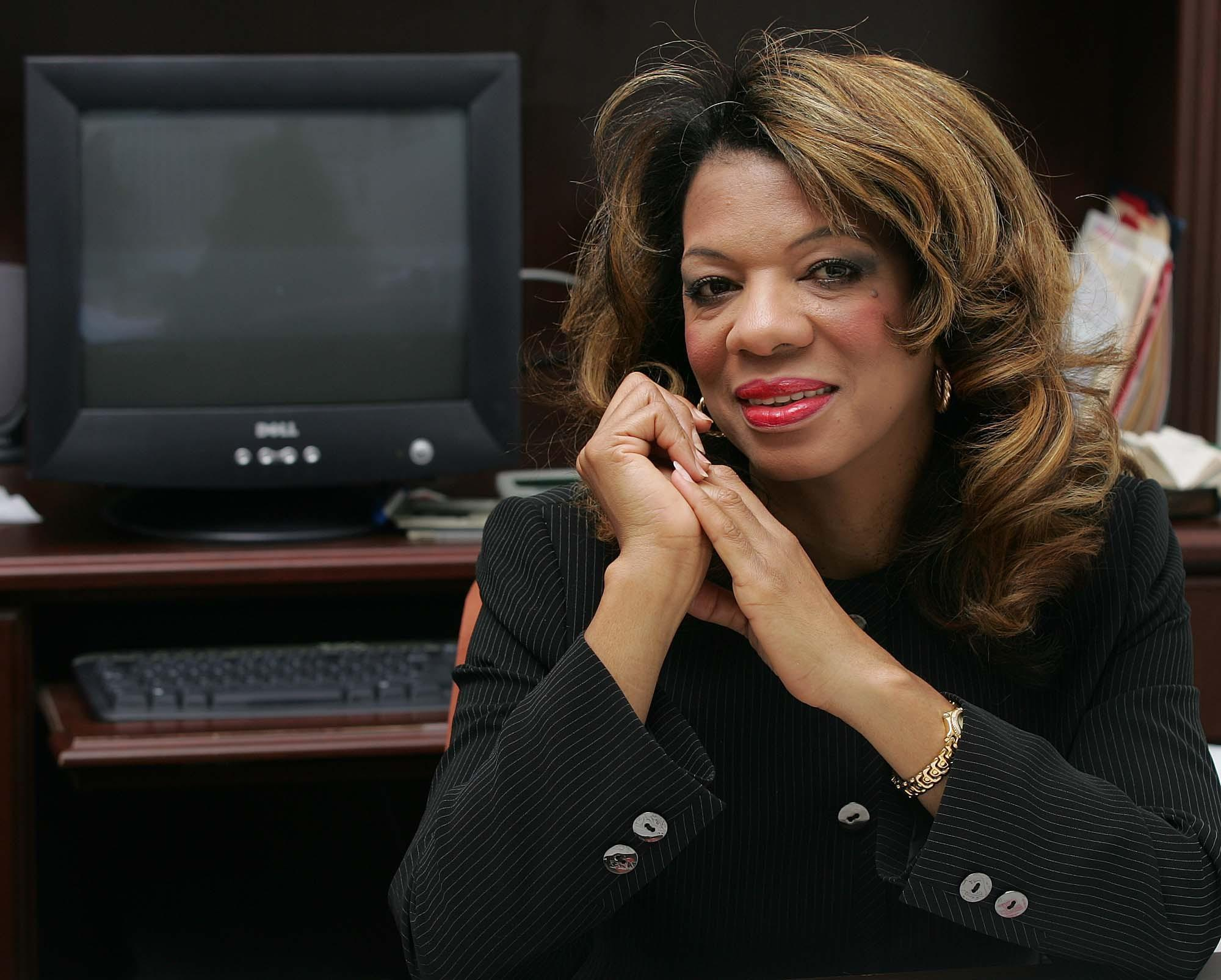 Palm Beach County Mayor Priscilla Taylor proposes making employee diversity a factor in county funding for charities and business groups.