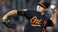 Despite past success with bat, Zach Britton unlikely to pinch-hit vs. Pirates