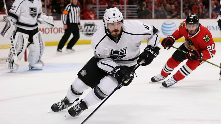 Kings' Drew Doughty Rolls With Changes As Leadership Role Increases