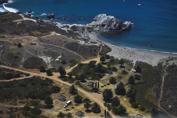 Avalon in Catalina is a well trodden part of the island, but most visitors don't know the bounty of natural and outdoor activities in the island's interior, including campgrounds on the beach, pine forests and abundant wildlife.