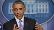 Obama defends VA chief, says he 'will not stand' for misconduct