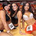 Heat dancer tryouts