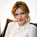 'Blended' co-star Bella Thorne at Waldorf-Astoria Hotel