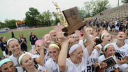 No. 4 Marriotts Ridge girls repeat as Class 3A-2A champion
