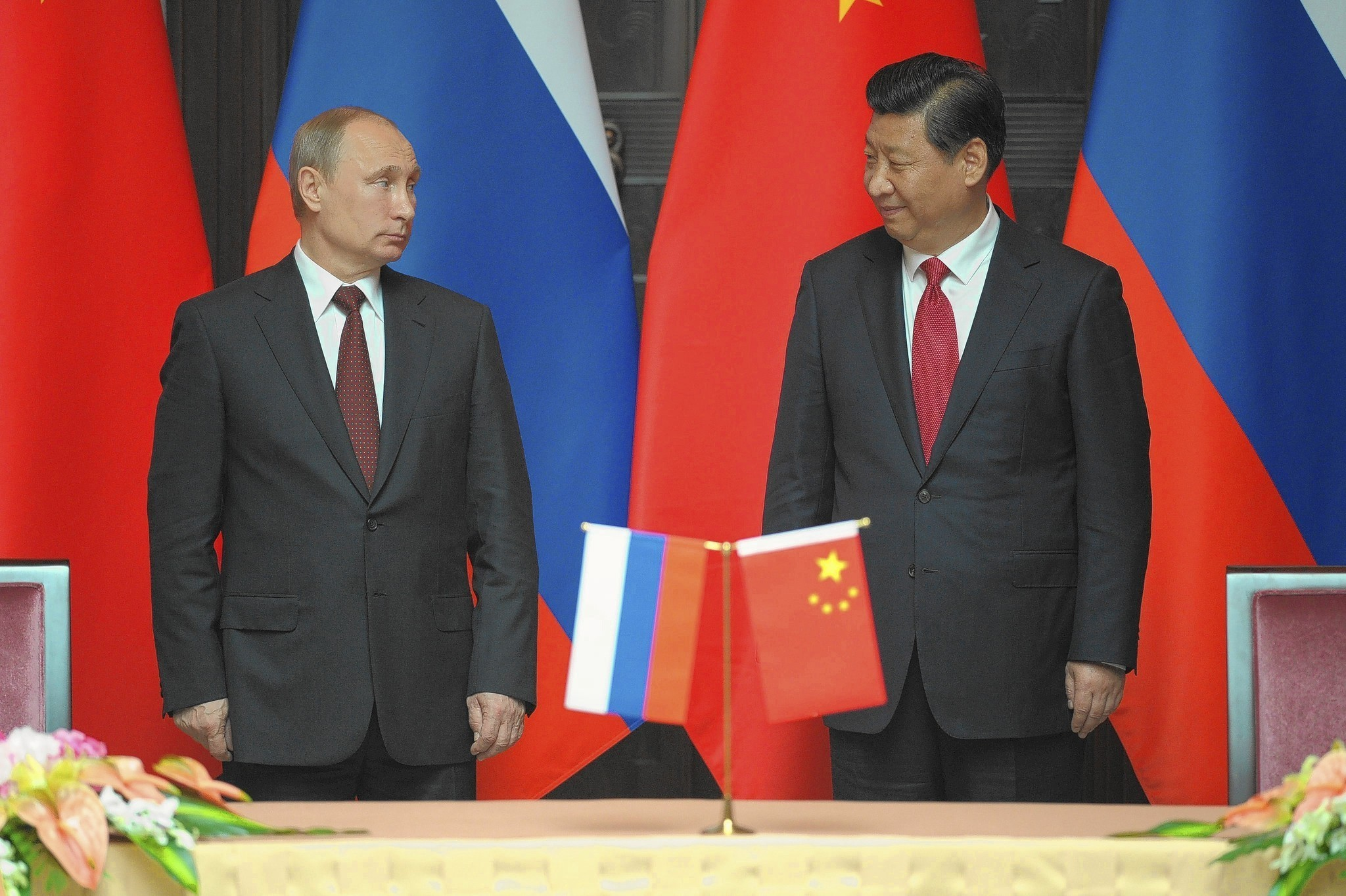 Russia-China gas deal signals growing ties between former ...