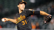 Orioles' Ubaldo Jimenez prepares to face his former team for first time Saturday