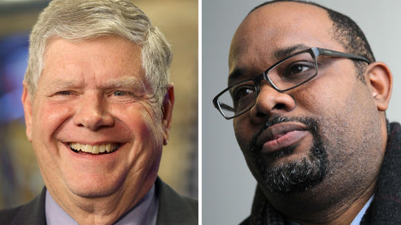 Pastor Corey Brooks to endorse Jim Oberweis