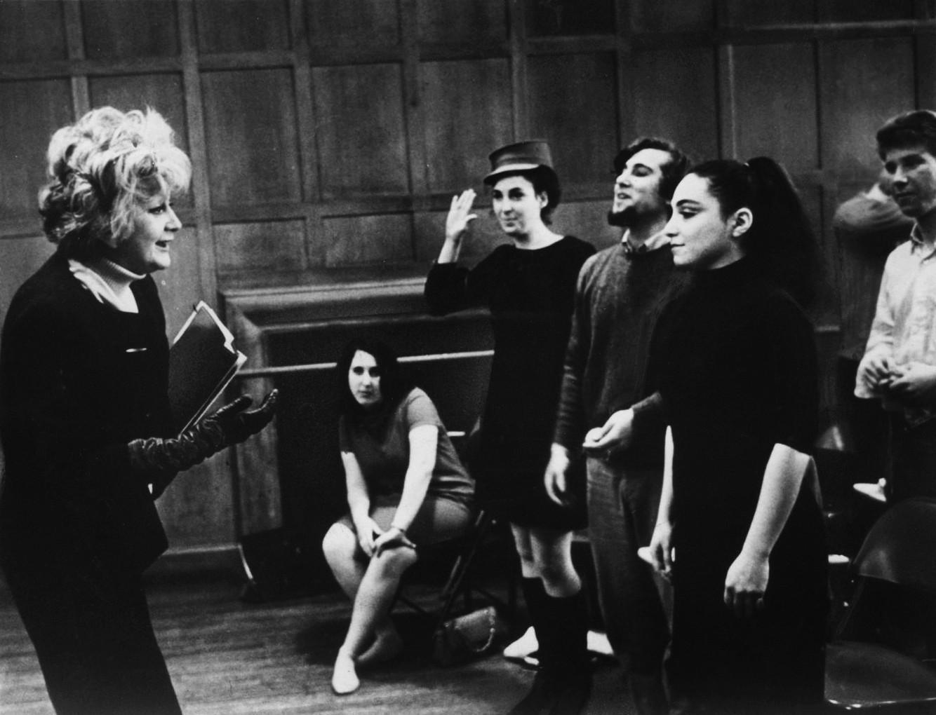 Stella Adler's Method, Acting Techniques