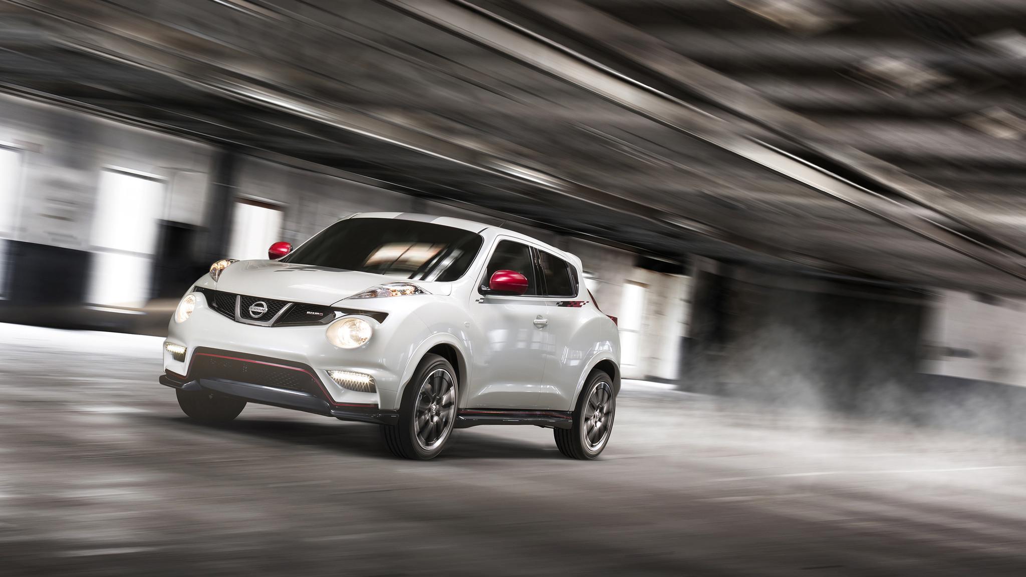 Nissan's oddball Juke gets Nismo performance boost