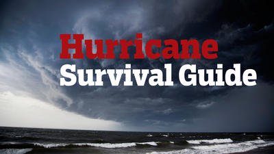 Hurricane Headquarters: View our survival guide