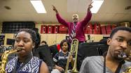 Part One: Kenwood jazz band journeys to Symphony Center stage