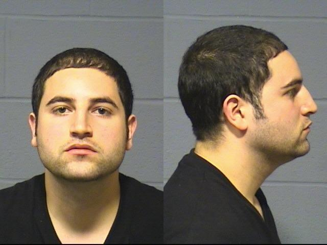 Julian Perez, 26 of East Hartford, was arrested by Hartford Police Thursday night.